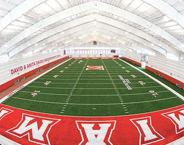 Dauch Indoor Sports Center