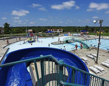 Fairfield Aquatic Slide
