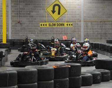 Full Throttle Race