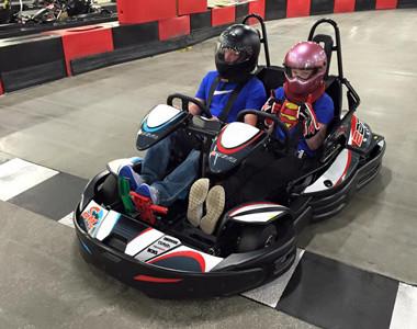 Full Throttle Two Seater