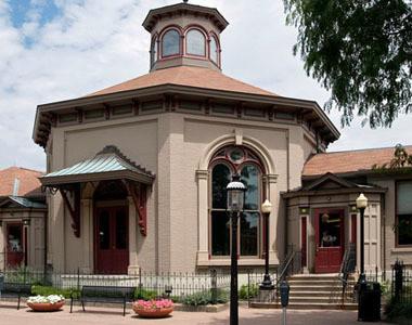 Hamilton Lane Library Exterior