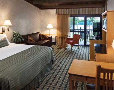 hueston Woods bedroom