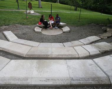 Miami University Freedom Summer Memorial Site