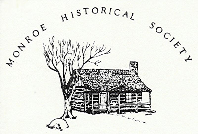Monroe Historical Society Logo