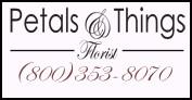 Petals and Things logo
