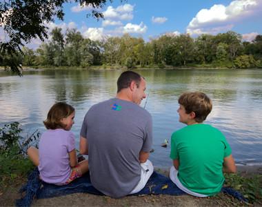 Rentschler Park Family