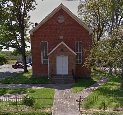 Old Aloysius Church