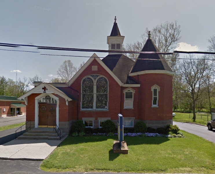 Okeana Methodist Church