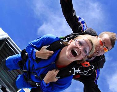 Start Skydiving - Image