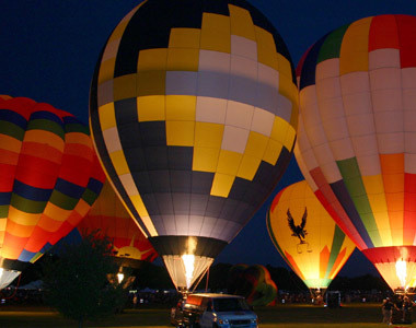 Smith Park Balloons