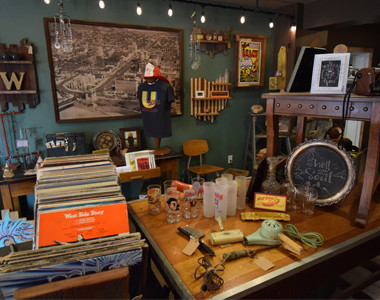 Unsung Salvage Shop