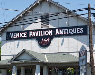 Venice Pavilion Exterior