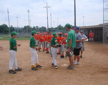 Waterworks Park Baseball