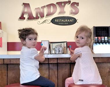 Andy's Restaurant Hamilton