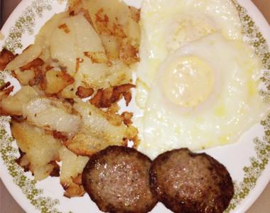 Andy's Restaurant Hamilton Breakfast