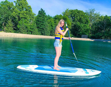 Aqua Adventures Paddle Boarding