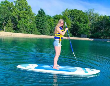 Aqua Adventures Paddle Boarding