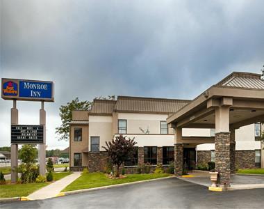 Best Western Monroe Inn - Main Image