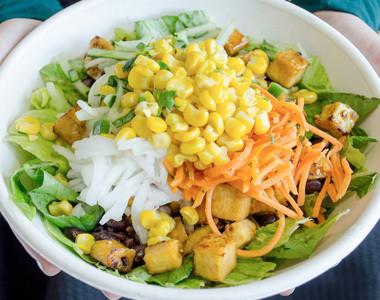 Bibibop Salad