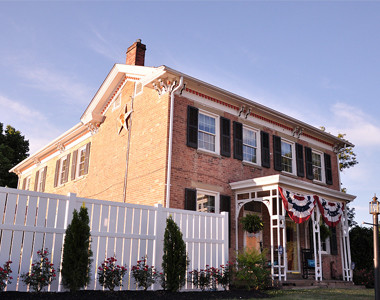 Carriage Lane Bed & Breakfast Exterior
