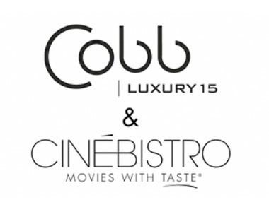 Cobb and CineBistro Logos