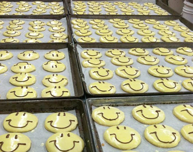 Central Pastry Shop Cookies Middletown, Ohio
