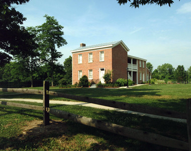 Elisha Morgan Farm Mansion