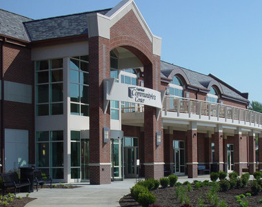 Fairfield Community Arts Center Exterior