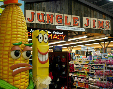 Jungle Jim's International Market Corn and Butter