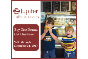 Jupiter Coffee & Donuts