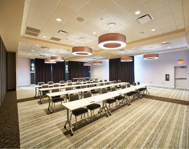 Liberty Center Meeting Space Setup