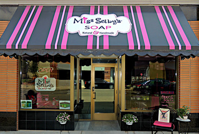 Miss Selby's Soap Exterior