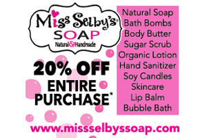 Miss Selby's Soap