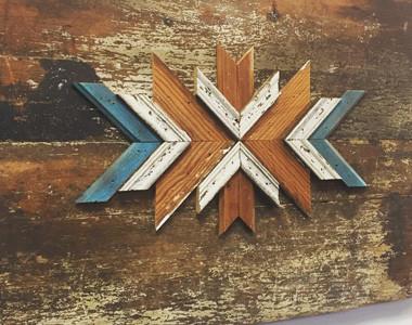 Pop Revolution wood design