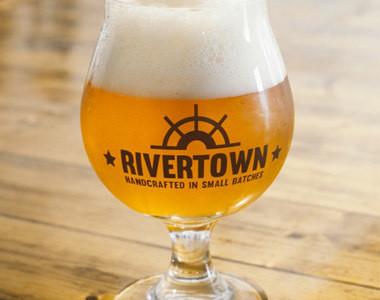 Rivertown Brewery Monroe Beer
