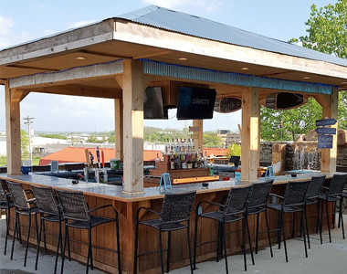 Tikki Bar Buzzard Bay