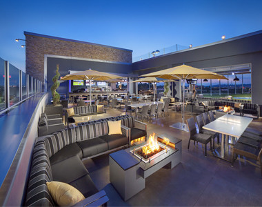 Topgolf West Chester Terrace