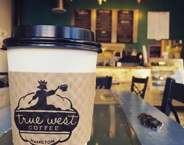 True West Coffee Downtown Hamilton