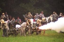 Battles In The Cove Reenactments