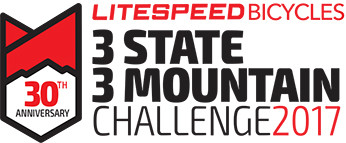 Litespeed Bicycles 3 State 3 Mountain Challenge