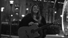 Out of the House live music series: Amber Fults