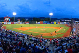 Chattanooga Lookouts vs. Mobile