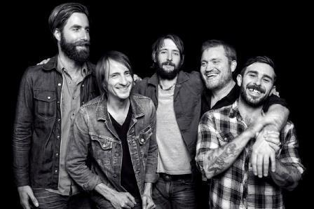 Band of Horses Featuring The Shelters