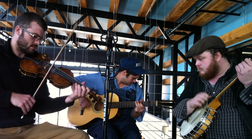 Live Music and Sunday Brunch at the Flying Squirrel