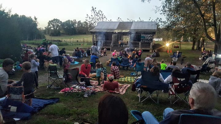Fireside Series at Greenway Farm Park feat. Vincent Ivan Phipps