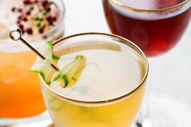 Corsair Artisan Distillery Pop-Up Bar