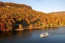 River Gorge Explorer's River GORGEous Fall Color Cruises