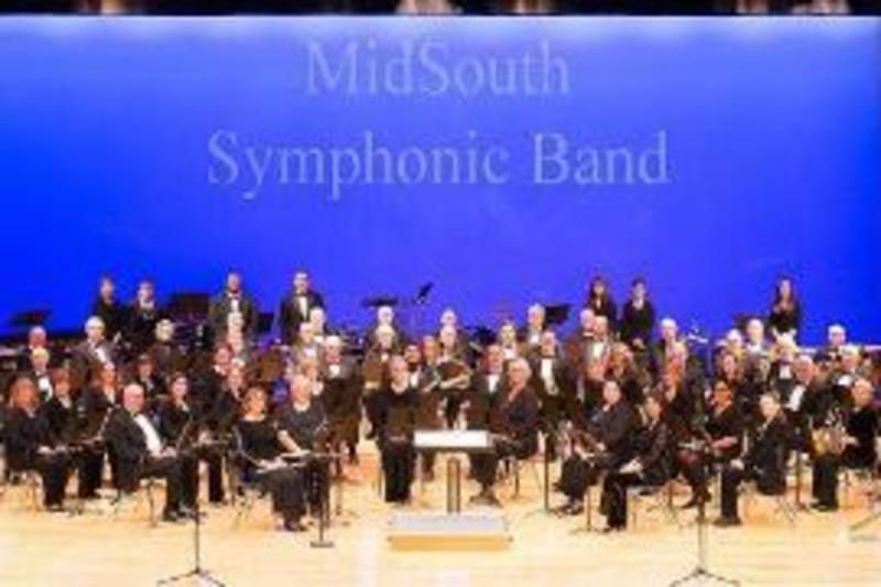 Mid-South Symphonic Band Holiday Concert