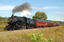 Tennessee Valley Railroad's Summerville Steam Special