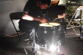 Provocative Percussion: Tim Feeney, Erik Gehrke & more